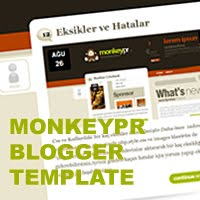 monekypr blogger template wordpress theme free download best blogger template