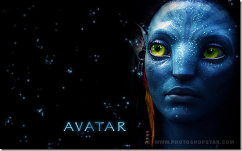 Creating+Avatar+Movie+Wallpaper Avatar: The Movie   Photo Manipulation, Fan Art Wallpapers, Video Tutorials