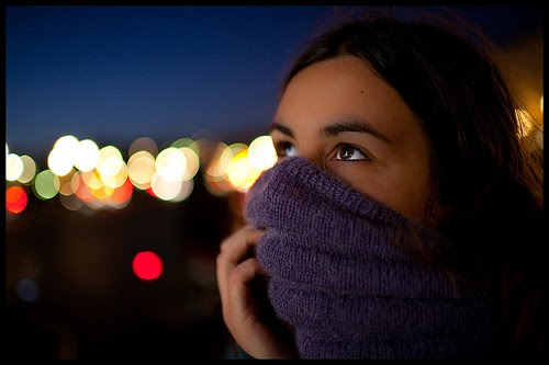 Winter+in+Place+de+la+Concorde Stunning Examples of Bokeh Photography