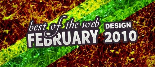 Best+of+the+Web+Design+Community+February+2010 Best of the Web: Design Community February 2010