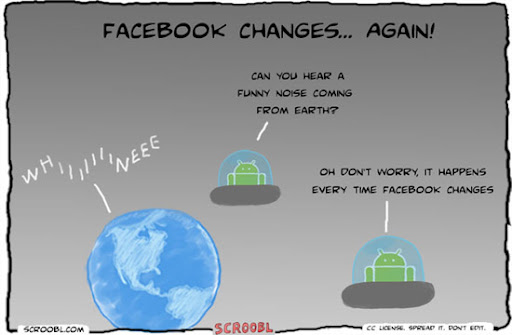 facebook+change 40+ Hilarious Facebook Comic Strips