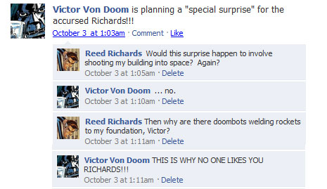 statusdoom 40+ Hilarious Facebook Comic Strips