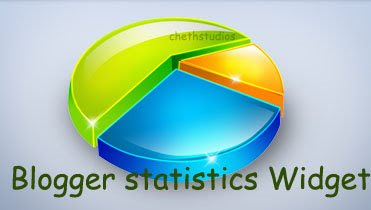 blogger+statistics+widget Display Your blog Statistics On Blogger blogs