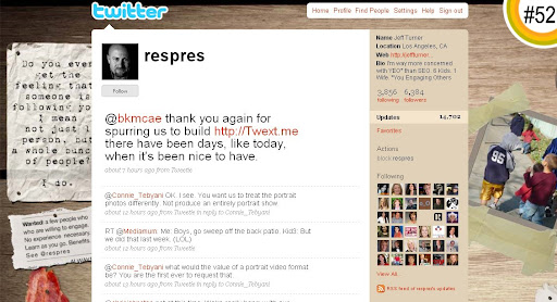 respres 100+ Incredible Twitter Backgrounds
