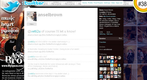 anselbrown 100+ Incredible Twitter Backgrounds
