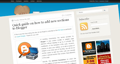 new+sections Build A Blogger Template from Scratch   Ultimate Guide  PART1