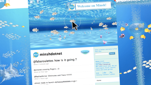 twitter+minsh Most Stunning Twitter Visualizations
