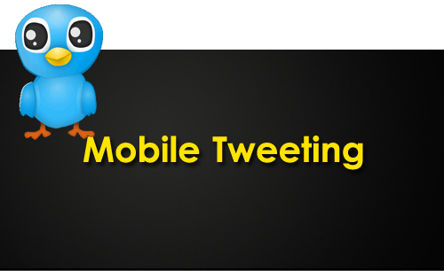 mobile+tweeting Twitter Armour  Ultimate List of Power Tweeting Tools