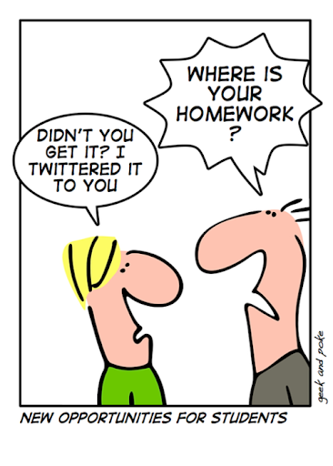 twitter+homework 50+ Most Amazing and Funny Twitter Comics