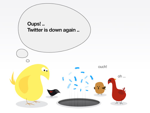 oops+twitter+is+down+again 50+ Most Amazing and Funny Twitter Comics