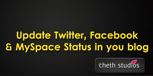 Update+Twitter,+Facebook+and+MySpace+Status+While+Surfing+Your+Website Update Twitter, Facebook and MySpace Status While Surfing Your Website