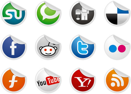 free+beautiful+social+icons+blogs+%283%29 Social Network Icons Reloaded
