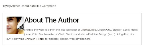 "about+the+author+widget+Blogger+blog+hack HOW TO: WordPress Style ""About The Author"" Widget For Blogger"