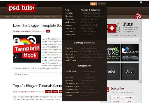 the+jumper+form Recreating the PSDTUTS WordPress theme on Blogger Platform