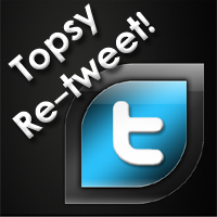 Twitter Share Wars : Topsy Retweet Counters
