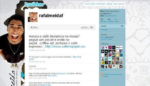 rafalmeidaf Inspiration Reloaded!   44 Best Twitter Background Themes