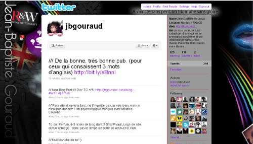 jbgouraud Inspiration Reloaded!   44 Best Twitter Background Themes