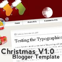 Christmas+V1.0+ +A+Premium+Like+Blogger+Template Christmas V1.0   A Premium Like Blogger Template