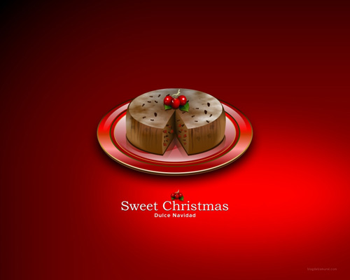 sweet christmas 40 Gorgeous High Quality Christmas Wallpapers