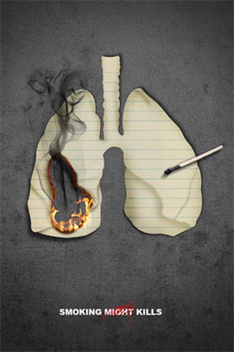 Smoking+Will+Kill 65 Creative Anti Smoking Ad Campaigns Dedicated to World No Tobacco Day