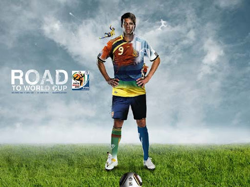 road to world cup 1280 FIFA World Cup South Africa 2010 Wallpapers, Posters and Fan Art