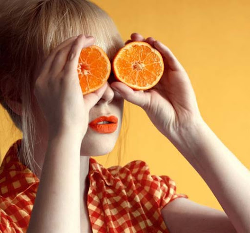 Orange by Jenniholma All Things Orange | Color Photography Inspiration #2