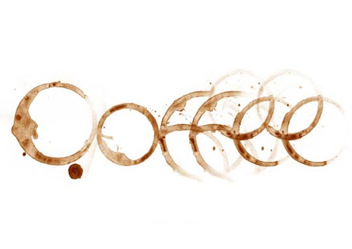 Coffee Stain Typeface by markmustaine Spectacular Examples of Typography / Text Art