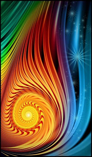 Northern Symphony by magnusti78 60 Spectacular Fractal Art Examples