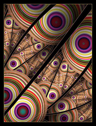 Hypnotic by n8iveattitude1 60 Spectacular Fractal Art Examples