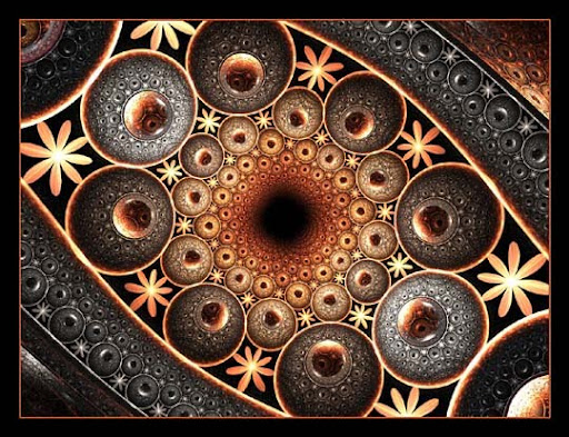 Tequila Gaia by LonesomeFaery 60 Spectacular Fractal Art Examples