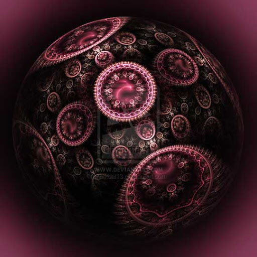 black cherry by blkcat13 60 Spectacular Fractal Art Examples