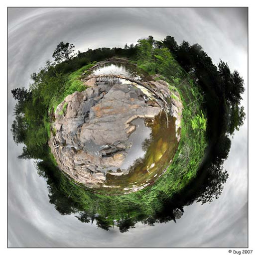 Planet P by dugonline Mesmerising Planet Panoramic Photography
