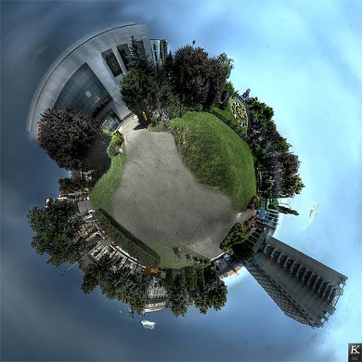 HDR Planet by v e v e Mesmerising Planet Panoramic Photography