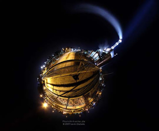 My Little Planet by photon hunter Mesmerising Planet Panoramic Photography