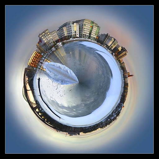 Planet Marievik by Basement127 Mesmerising Planet Panoramic Photography