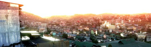 STI Baguio Panorama by Mikeinel Stunning Horizontal Panoramic Shots | Photography Inspiration