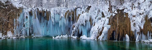 Plitvice   Upper Fall Panorama by AndreasResch Stunning Horizontal Panoramic Shots | Photography Inspiration