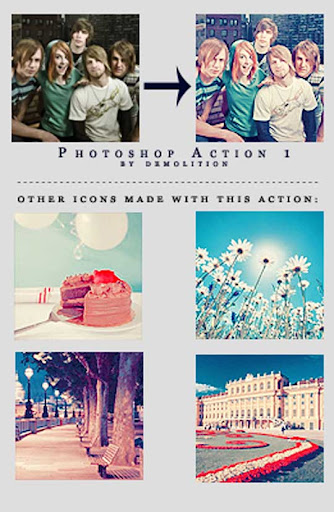 Ps Action 1 by demolitionn The Ultimate Collection Of 500+ Useful Free Photoshop Actions