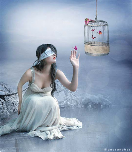 my+sweetest+nightmare 40 Examples of Emotional Female Photomanipulation Art