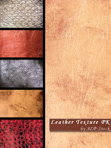 Leather Texture Pk by ALP Stock Design Resource: Free Leather Texture Packs