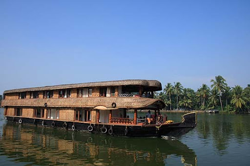 Tourist+Houseboats+of+Alapuzha The Incredible India: 90 Spectacular Photos