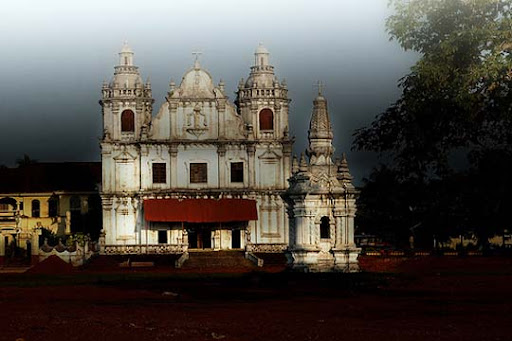 St+Alex+Church,+Curtorim,+Goa The Incredible India: 90 Spectacular Photos
