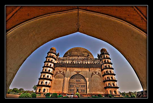 Gol+Gumbaz,+Bijapur,+Karnataka The Incredible India: 90 Spectacular Photos