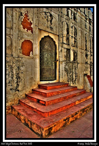 Moti+Masjid+Entrance,+Red+Fort,+Delhi The Incredible India: 90 Spectacular Photos