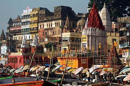 Varanasi The Incredible India: 90 Spectacular Photos
