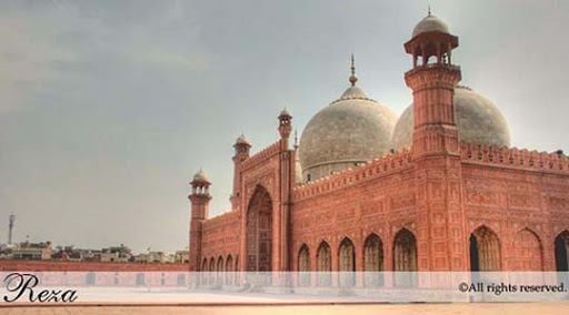 Badshahi+Masjid Lahore The Beauty of Pakistan: 70 Amazing Photographs