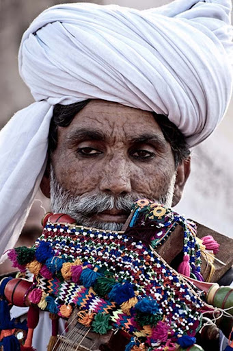 Baluchi+Musician The Beauty of Pakistan: 70 Amazing Photographs