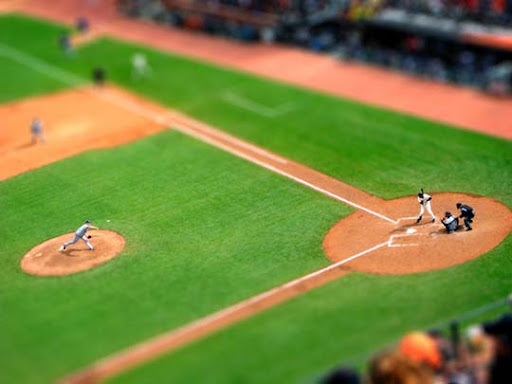 The+Pitch 50+ Beautiful Examples of Tilt Shift Photography