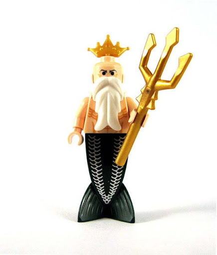 King+Neptune 50 Incredibly Creative LEGO Creations
