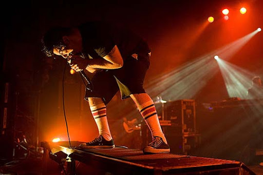 deftones+chino 44 Impressive Examples of Concert Photography | Inspiration